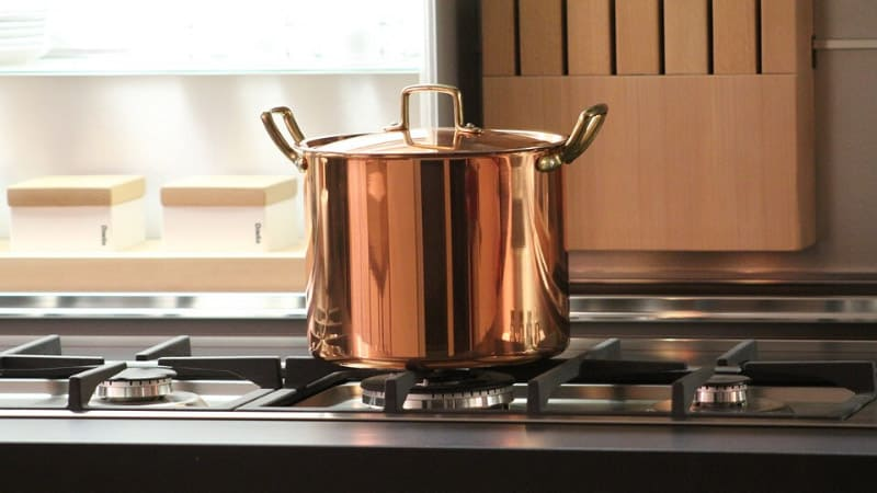 How To Cook In Copper Pots