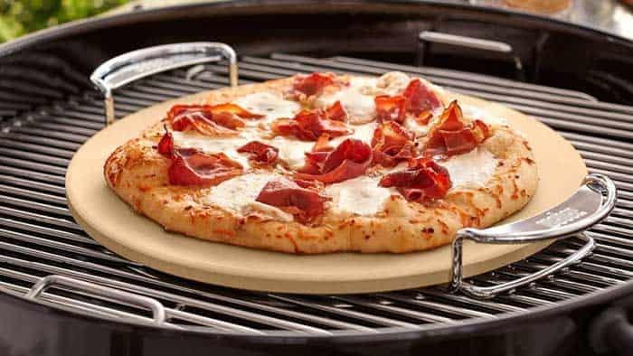 A Pizza Stone
