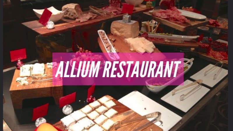 Allium-Restaurant