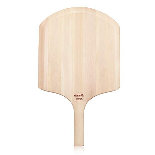 New Star Foodservice 50295 Wooden Pizza Peel