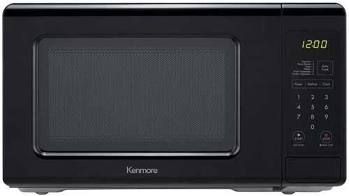 Kenmore Black 70719 Countertop Microwave