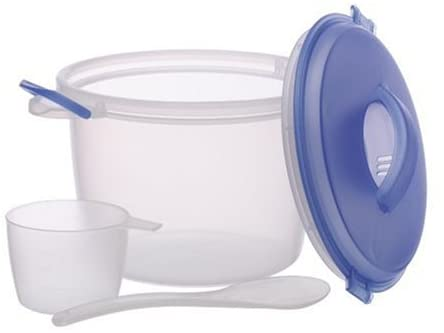 Progressive International Microwaveable Rice Cooker Set