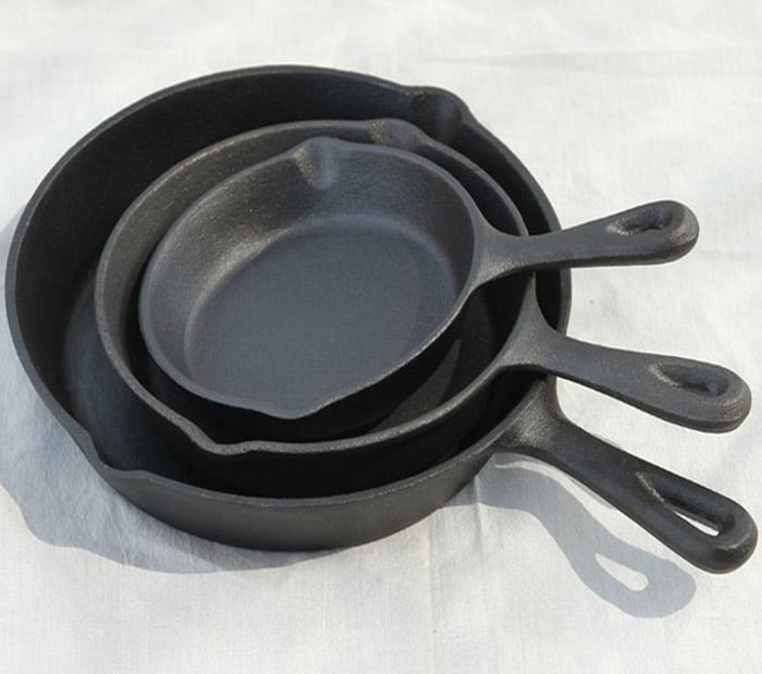 Carbon Steel Cookware