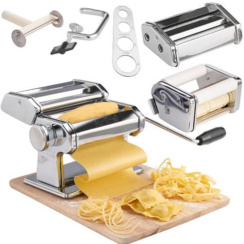 Difference Between Manual And Electric Pasta Maker