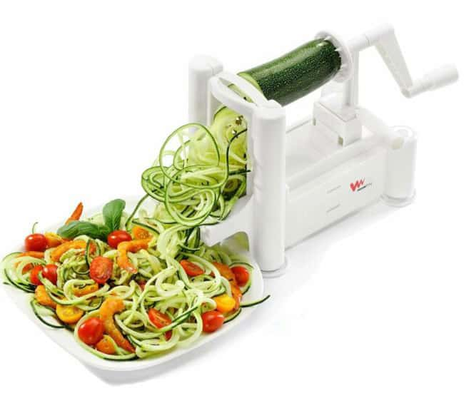 Zucchini Noodle Makers