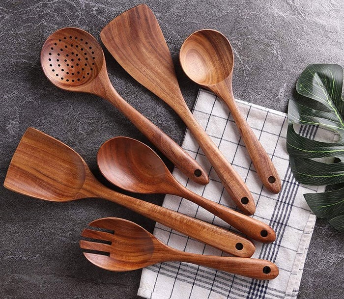 5 Best Non Toxic Kitchen Utensils For Wellness Amp Healthy