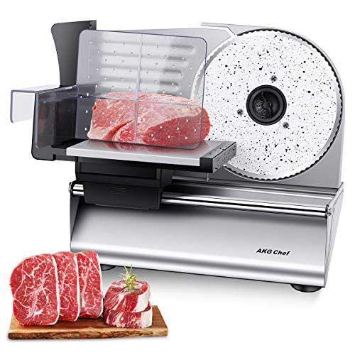 AKG Chef Electric Food Slicer