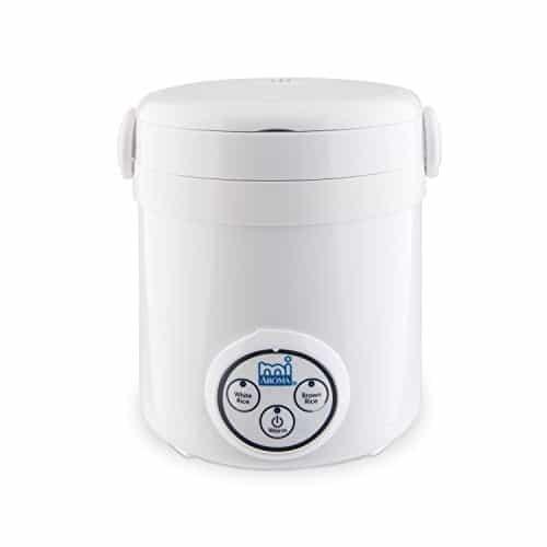 Aroma Housewares Mini Rice Cooker- MRC-903D