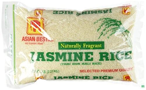 Asian Best Jasmine Rice – 5 lbs