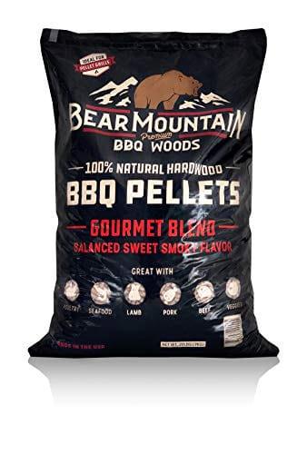 Bear Mountain BBQ FK99 All-Natural Hardwood Smoker Pellets