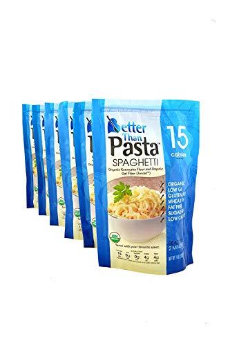 Better Than Pasta.
