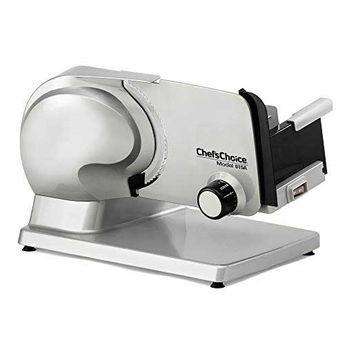 Chef's Choice 615A Electric Food and Meat Slicer