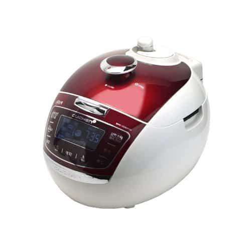 Cuchen Premium IH Pressure Rice Cooker 6-Cup