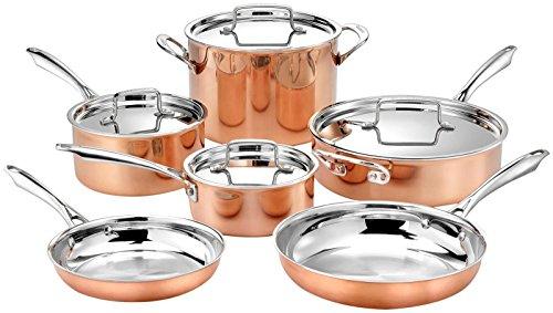 Cuisinart Copper Cookware