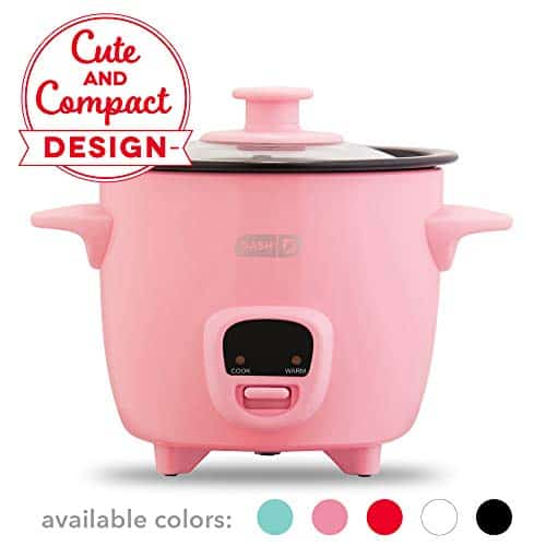 Dash DRCM200GBPK04 Mini Rice Cooker