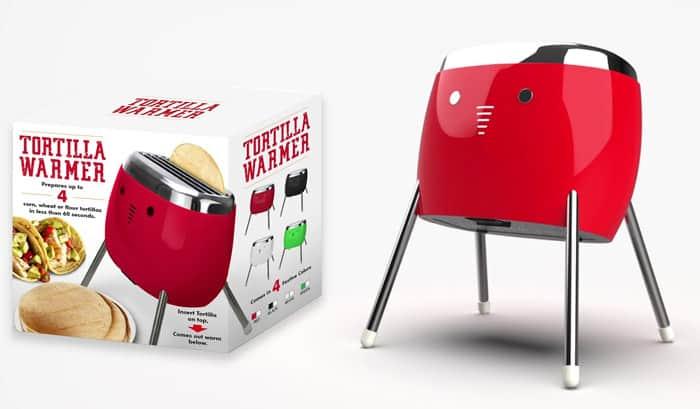 Electric Tortilla Warmer