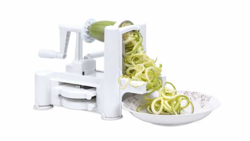 How to Use a Zucchini Noodle Maker