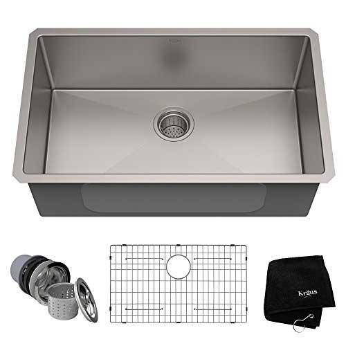 Kraus KHU100-30 Kitchen Sink