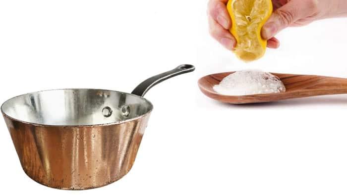 Lemon And Salt Paste