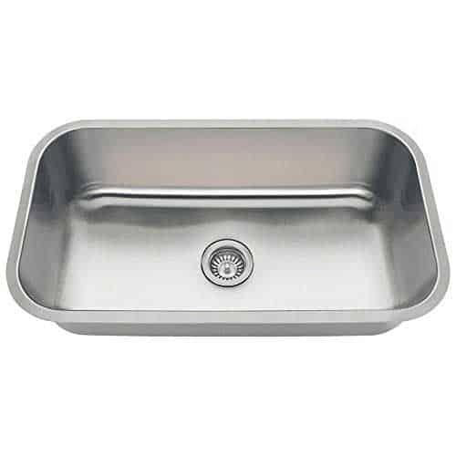 MR Direct 18-Gauge Stainless Steel Kitchen Sink