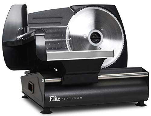 Maxi-Matic Elite Platinum Ultimate Precision Electric Meat Slicer