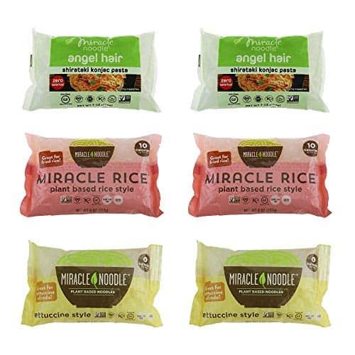 Miracle Noodle Shirataki Konjac Rice