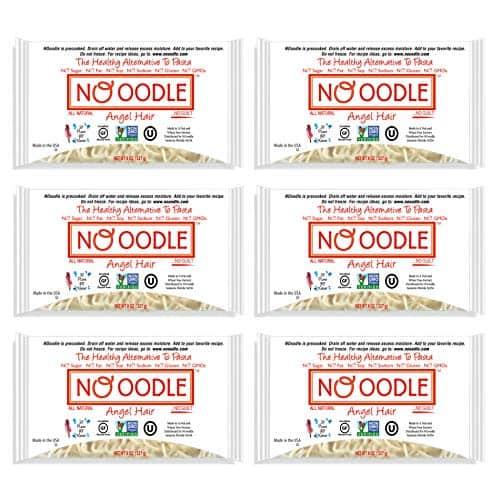 NOoodle No Carb Pasta, Noodle Alternative