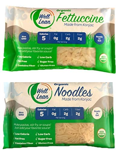 Organic Well Lean Variety