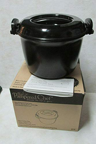 Pampered Chef Rice Cooker Plus