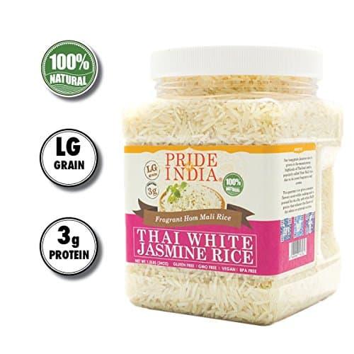 Pride Of India Thai White Jasmine Rice