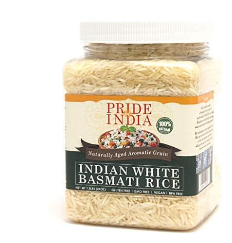 Pride of India Basmati Rice