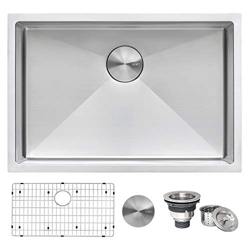 Ruvati RVH7250 Undermount Kitchen Sink