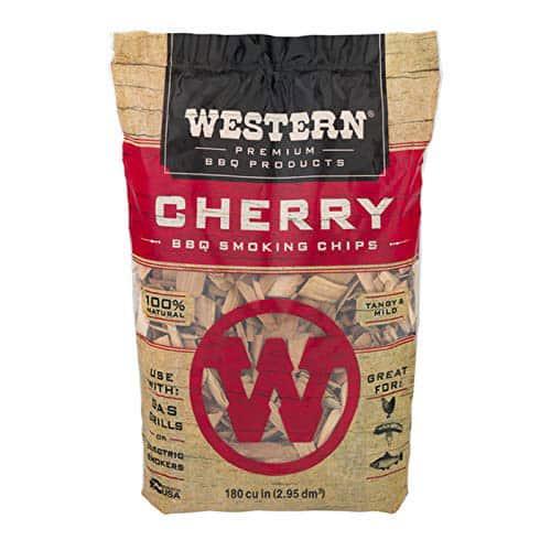 Western Premium BBQ Products Cherry BBQ Smoking Chips