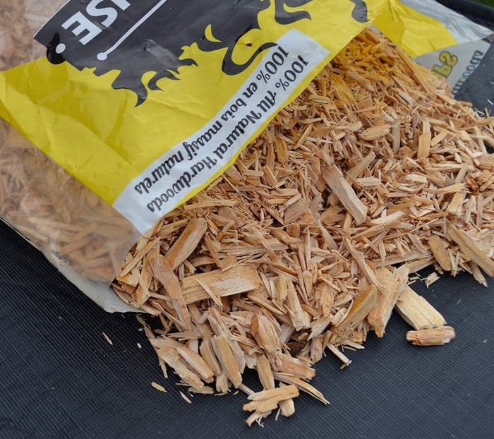Wood Pellets for Smoking