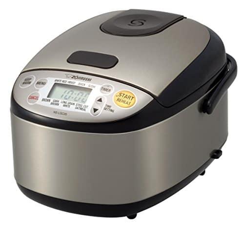 Zojirushi 604976-NS-LGC05XB NS-LGC05XB Micom Rice Cooker & Warmer