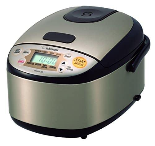 Zojirushi NS-LHC05XT Micom Rice Cooker & Warmer