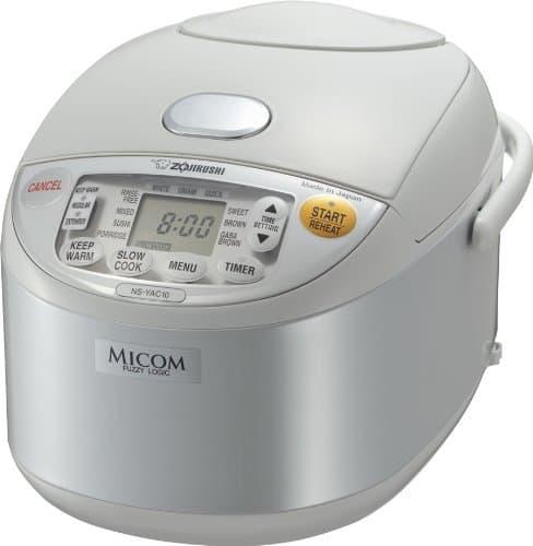 Zojirushi NS-YAC10 Umami Micom Rice Cooker and Warmer