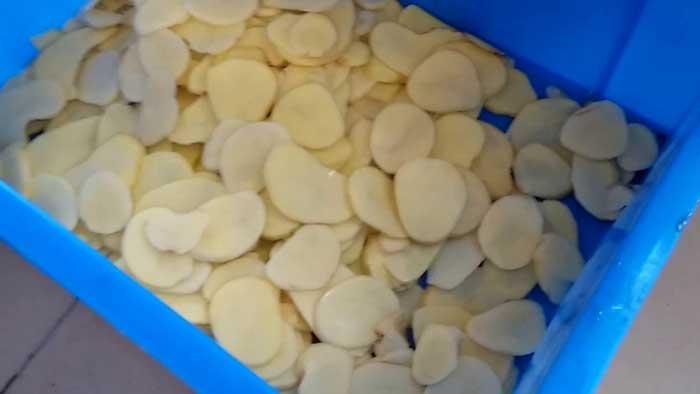 A Potato Slicer