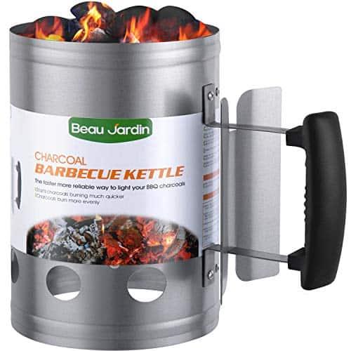 """BEAU JARDIN 11""""X7"""" Grill Barbecue BBQ"""
