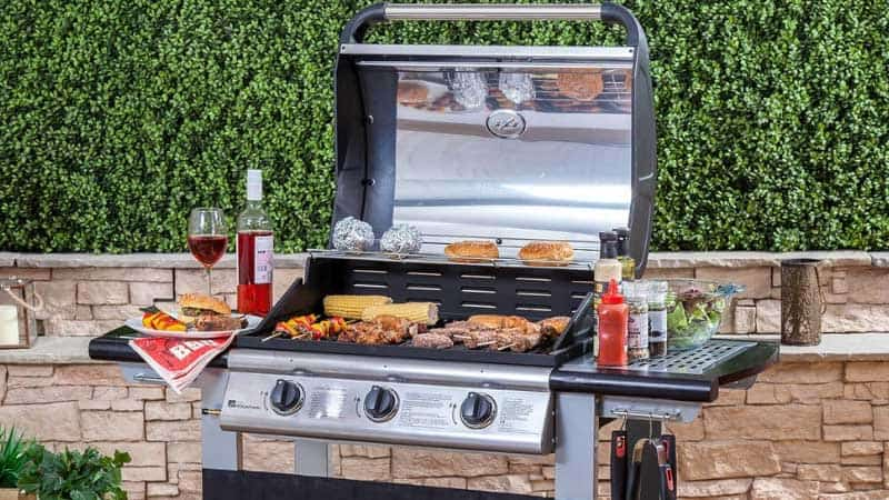Best 3 Burner Gas Grills