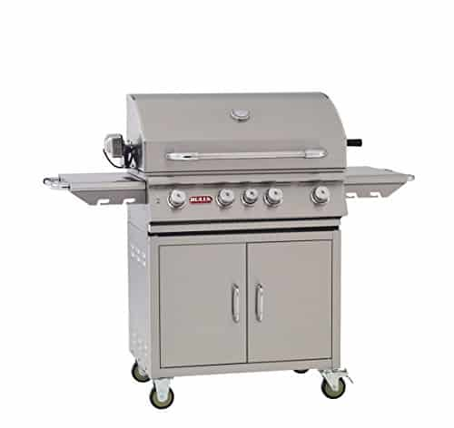 Bull Outdoor Products BBQ 44000 Angus Propane Gas Grill