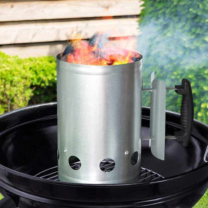 Charcoal Chimney Starters=