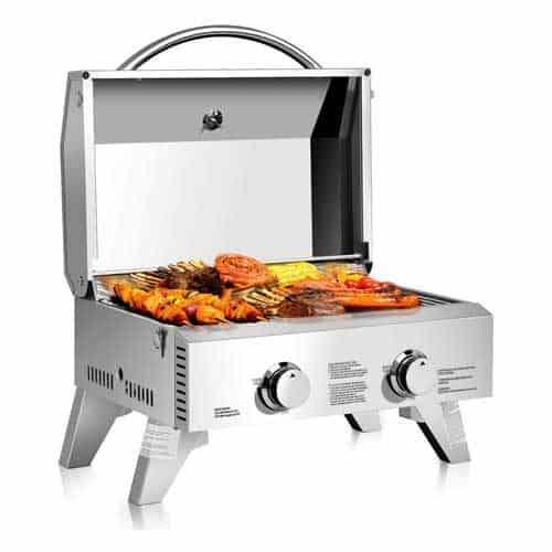 Giantex Tabletop Gas Grill