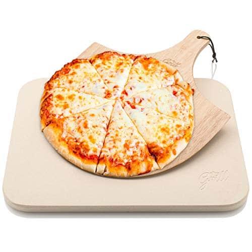 Hans Grill Pizza Stone Baking Stone