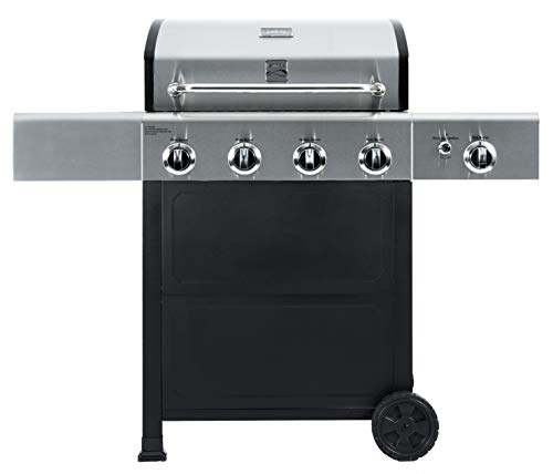 Kenmore PG-40406SOL-AM 4-Burner Gas Grill