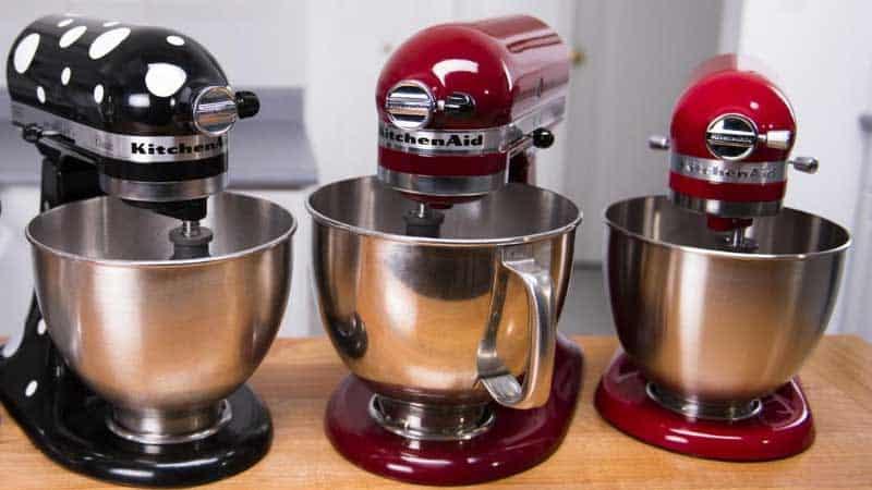 Kitchenaid Classic Vs Artisan Vs Professional The Windup Space