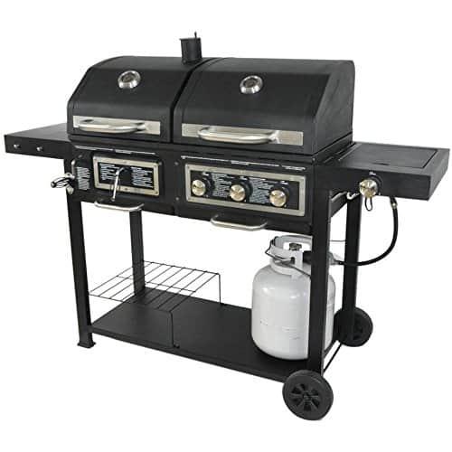 MASTER COOK BBQ 4-Burner Propane Gas Grill