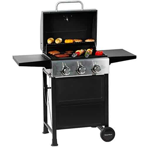 MASTER COOK Patio Garden Barbecue Grill