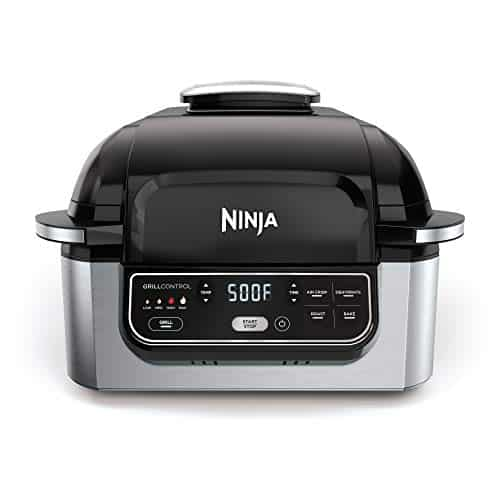 Ninja Foodi 5-in-1 Indoor Electric Grill (AG301)