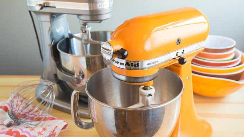 Reasons Why You Need A Stand Mixer